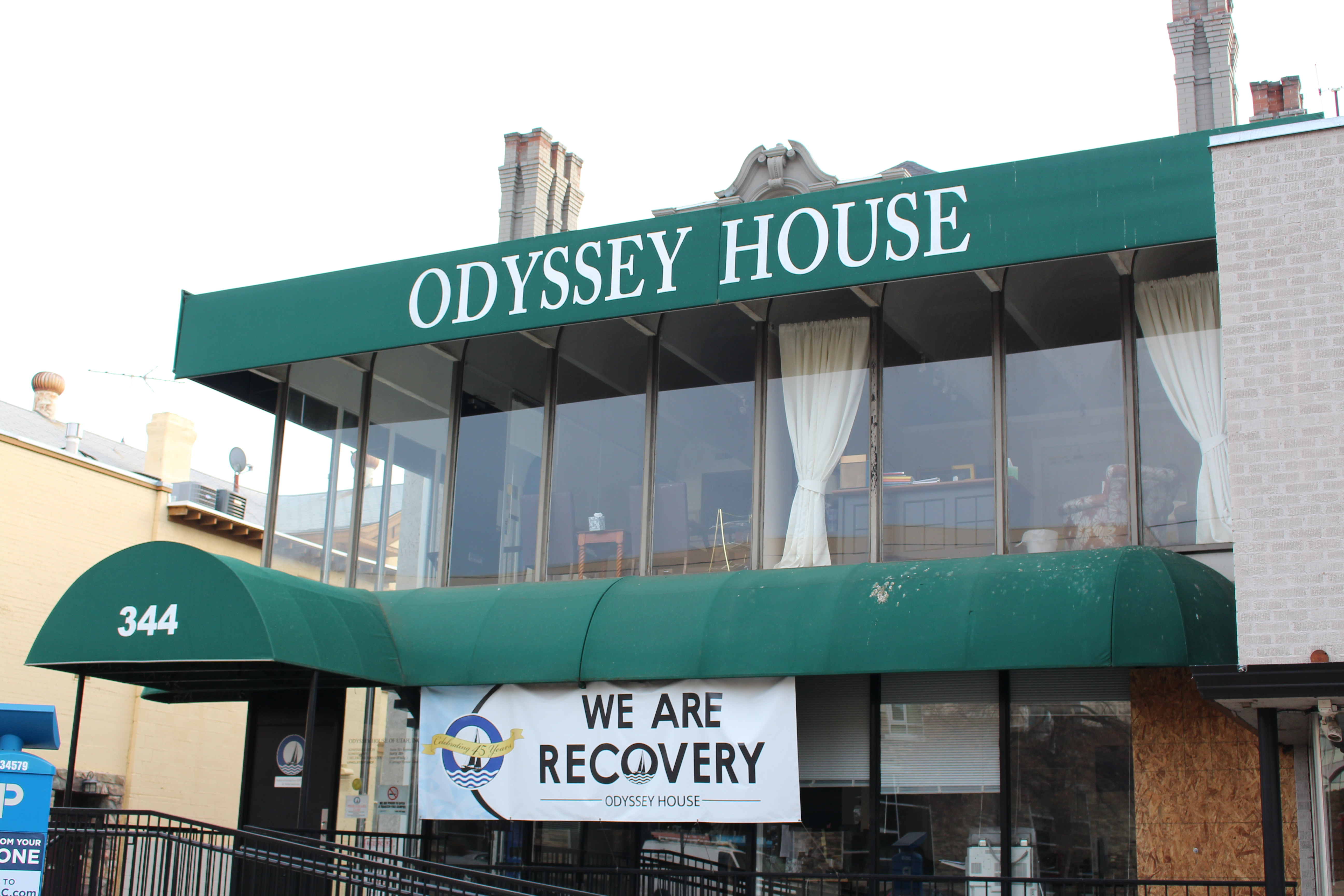 Odyssey House office building