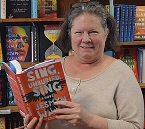 Anne Holman, manager of The King's English Bookshop.