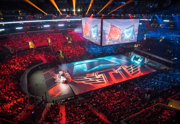 Asset 8 SKT VS SAMSUNG GALAXY STAPLES CENTER