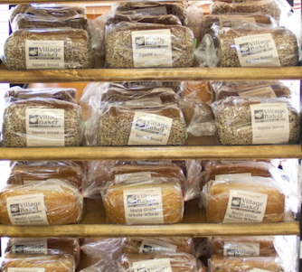 The Village Baker will bag its bread to give its customers the chance to take the homemade taste back to their own home.