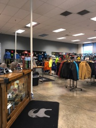 Backcountry.com retail store in Salt Lake City. P
