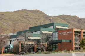 Red Butte Garden Visitor Center