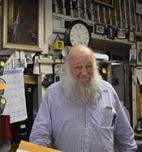 Ken Sanders, owner of Ken Sanders Rare Books.