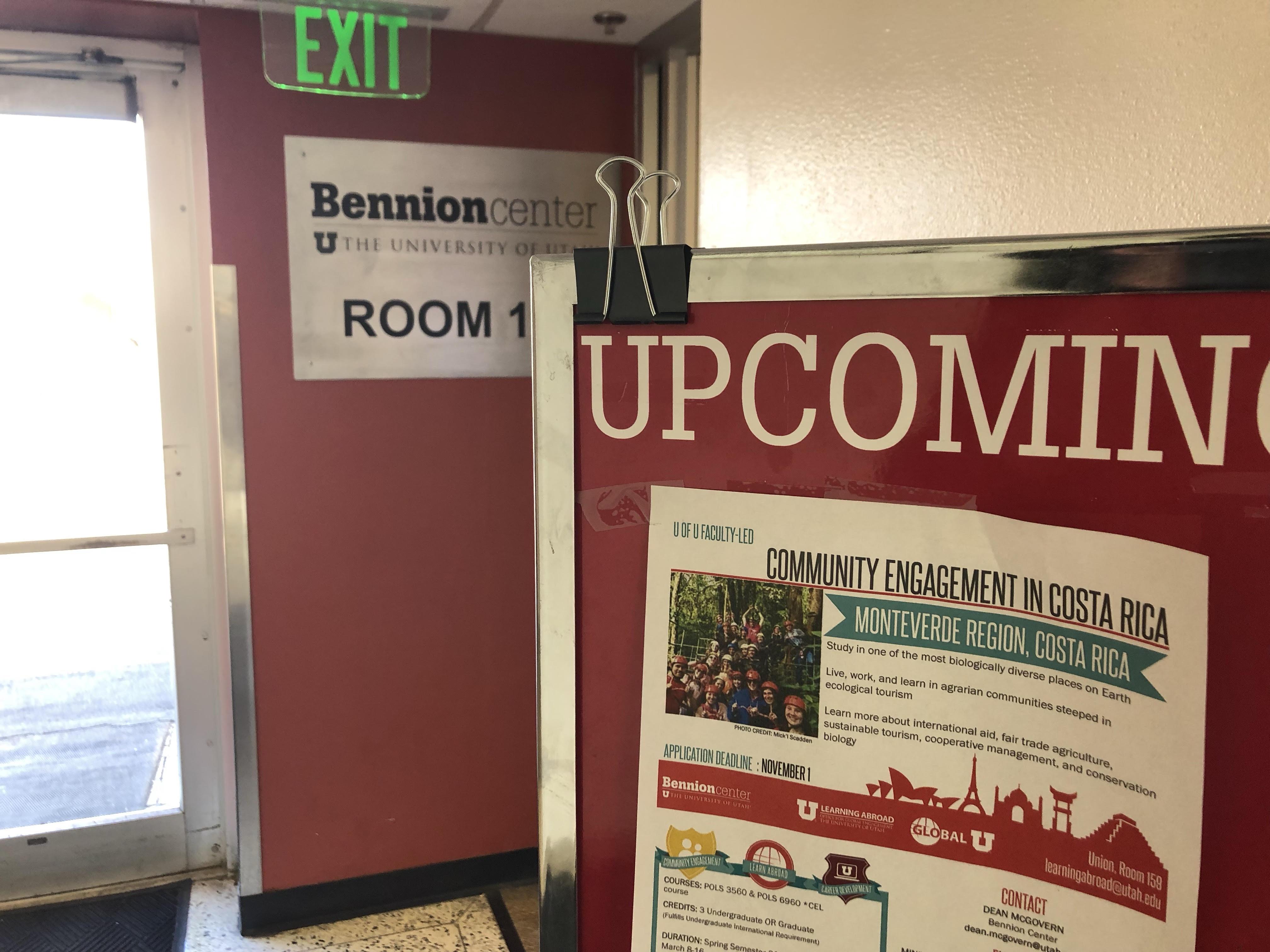 Bennion Center