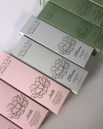 Beauty Industry will do a giveaway of these Serloom mascaras in order to receive attention from followers, gain new followers and promote a brand.