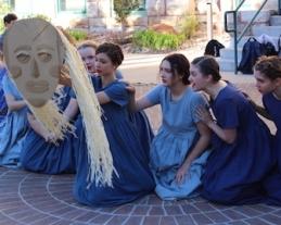 Shakespeare Festival Ensemble Practice small