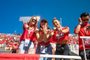Students at the University of Utah representing the Utes and their sorority.