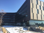 The Lassonde Studios residence hall is home to many of the entrepreneurial programs at the U.