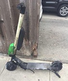 Lack of reported issues results in scooters like this.